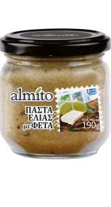 HIGH  Almito-spread-GR-200ml-Olive