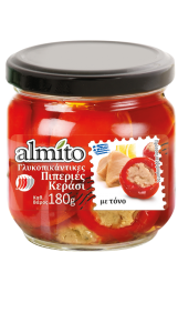 HIGH Almi-PepperballStuffed-Tuna-GR-200ml