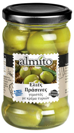 HIGH Almito-320ml-GR-OlivesGreen-Cheese